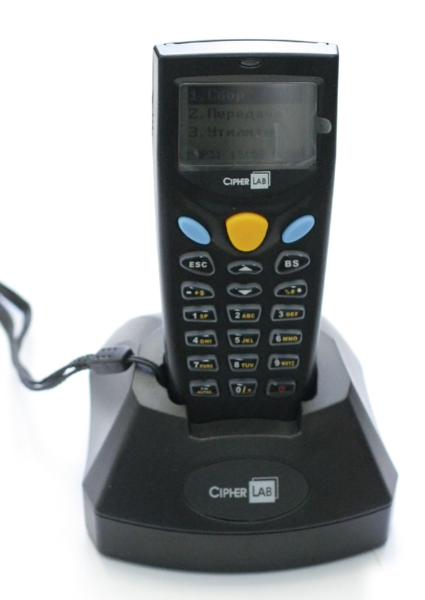 Терминал сбора данных Cipher-8001